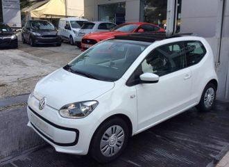 Μεταχειρισμένο VW eco up! με φυσικό αέριο