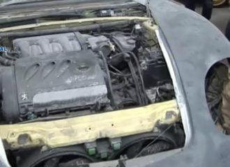 Μαϊμού Ferrari και Lamborghini με μοτέρ Peugeot και Toyota (+video)