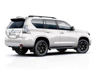 Νέα ειδική έκδοση για το Toyota Land Cruiser