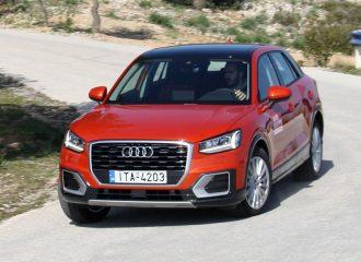Δοκιμή Audi Q2 1.4 TFSI CoD 150 PS