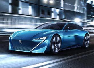 Νέο πρωτότυπο Peugeot Instinct με τεχνητή νοημοσύνη