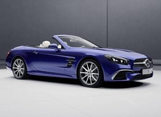 Κορυφαία πολυτέλεια από τη νέα Mercedes SL designo Edition