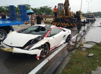 Όταν κάνεις δώρο Lamborghini σε 18χρονο (+video)