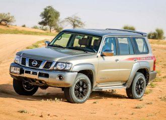 Νέο πιο σκληροτράχηλο Nissan Patrol Super Safari