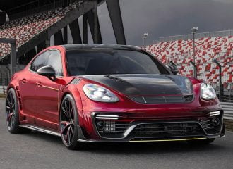 Βελτιωμένη Porsche Panamera πραγματική τραγωδία!