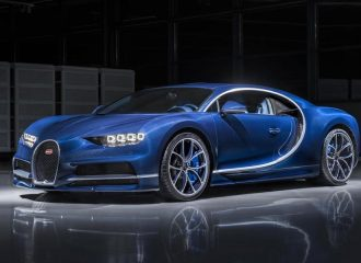Η Bugatti έβγαλε «γυμνή» έκδοση της Chiron (+video)