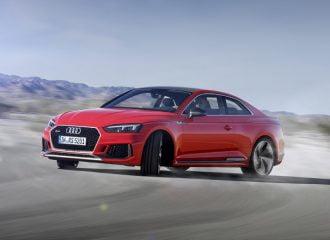 Με 450 άλογα το νέο Audi RS 5