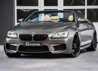 BMW M6 Cabrio με 800 ίππους για επίγειες πτήσεις! (+video)