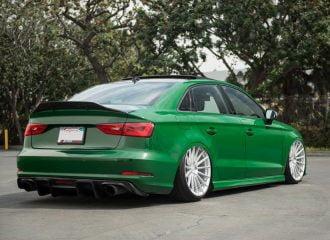 Audi A3 Sport Sedan σκέτη… σαύρα!