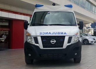 To Nissan ΝV400 που σώζει ζωές