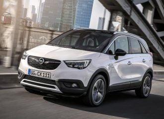 Opel Crossland X: Κινητήρες και λανσάρισμα