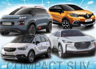 Τα νέα μικρά SUV της χρονιάς