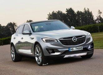 Μεγάλο SUV ετοιμάζει η Opel