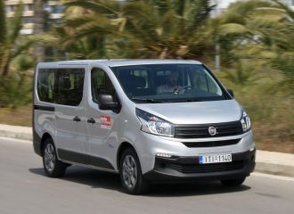 Δοκιμή Fiat Talento Combi 1.6 Ecojet 125 hp SWB 9θέσιο