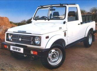 Που και πόσο πωλείται καινούργιο το Suzuki Samurai;