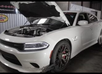 Dodge Charger 1.000 HP ουρλιάζει στο δυναμόμετρο (+video)