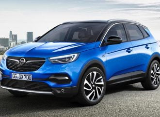 Opel Grandland X: Το νέο SUV της Opel (+video)