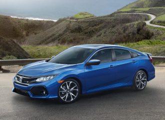 Νέο Honda Civic Si 1.5 λτ. turbo με 205 ίππους (+video)