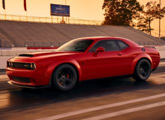 Νέο Dodge Challenger Demon με 840 άλογα και επιδόσεις ρεκόρ! (+video)