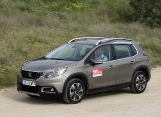 Δοκιμή Peugeot 2008 1.6 BlueHDi 120 PS