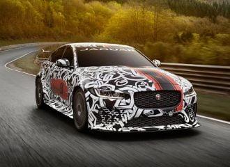 Τρέμε M3: Έρχεται η Jaguar XE των 600 ίππων! (+video)