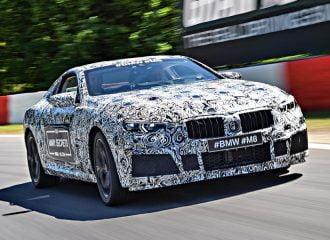 Νέα BMW M8: Πρώτη επίσημη εμφάνιση (+video)