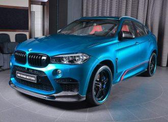 BMW X6 M τίγκα φορτωμένη με αξεσουάρ