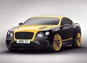 Νέα Bentley Continental 24 προς τιμήν των 24 ωρών του Nürburgring