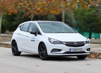 Δοκιμή Opel Astra 1.4 Turbo 150 PS