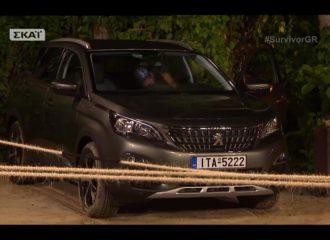 Το νέο Peugeot 3008 έπαθλο στο Survivor (+video)
