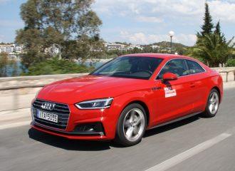 Δοκιμή Audi A5 2.0 TDI S tronic