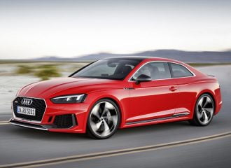 Πόσο κοστίζει το «καυτό» Audi RS 5 στη χώρα μας;