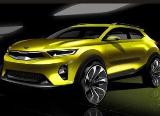 Το νέο Stonic είναι το καινούργιο μικρό SUV της Kia
