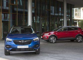 Πρώτη επαφή στο Μιλάνο με το Opel Grandland Χ