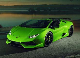 Βελτιωμένη Lamborghini Huracan Spyder by Novitec είναι πραγματικός δυναμίτης!