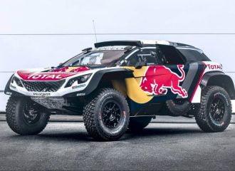 Το νέο «όπλο» της Peugeot για το Ράλι Ντακάρ (+video)