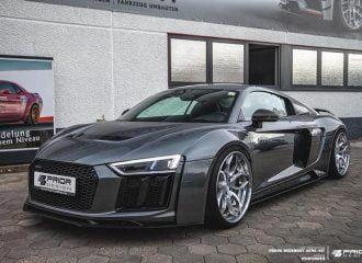 Η Prior Design «φουσκώνει» το Audi R8