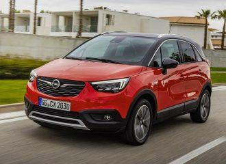 Από 17.300 ευρώ το Opel Crossland X (τιμές – εξοπλισμοί)
