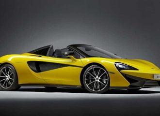 Επίσημο: McLaren 570S Spider