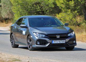 Ανάκληση Honda Civic, HR-V και CR-V