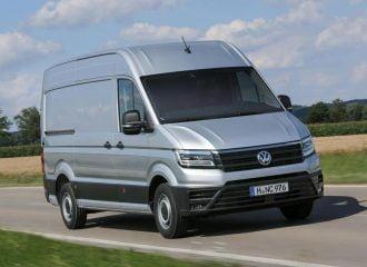 Ήρθε το νέο Volkswagen Crafter: Εκδόσεις και τιμή