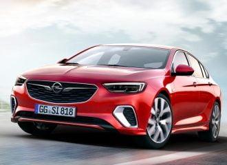 Νέο Opel Insignia GSi με 260 ίππους και 4κίνηση