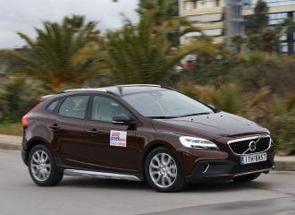 Volvo V40 Cross Country T3 1.5 Auto με 21.900 ευρώ και επιπλέον δώρα