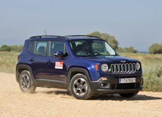 Δοκιμή Jeep Renegade 1.6 Mjtd 120hp Auto 4×2