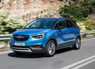 Γνωρίστε τα νέα Opel Crossland X και Insignia στην Opel Σφακιάνακης