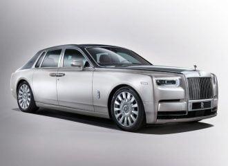 Αποκάλυψη της χλιδάτης νέας Rolls-Royce Phantom (+video)