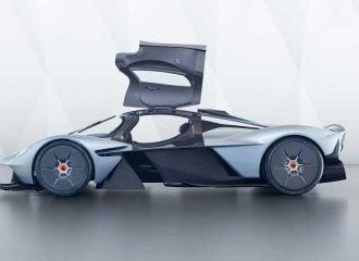 Έρχεται η… εξωφρενική Aston Martin των 1.100+ PS