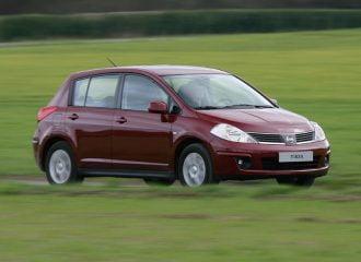 Ανάκληση 8.269 Nissan Note και Tiida στην Ελλάδα