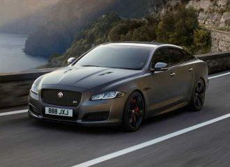 H ισχυρότερη Jaguar sedan έχει τελική 300 χλμ./ώρα (+video)