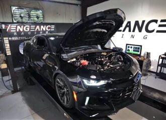Η πρώτη Chevrolet Camaro με 1.047 ίππους στους τροχούς! (+video)